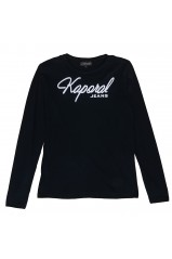 T-SHIRT HOMME KAPORAL Manches Longues Navy