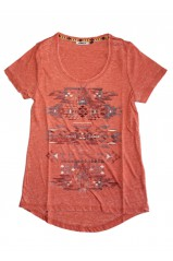 T-Shirt Only New Jane Burnt Ochre