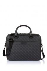 Sac GUESS Myself Briefcase noir
