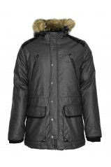 Parka Japan Rags Cayne Anthracite