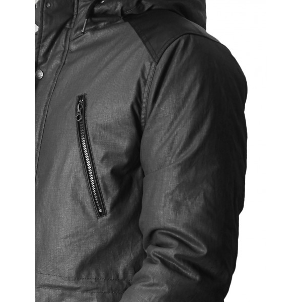 Parka Homme Cayne Japan Anthracite Rags wY8p6