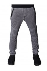 Pantalon de Jogging Japan Rags Luton Grey Melange