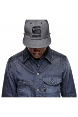 Casquette G-Star Originals Coper GS Grey