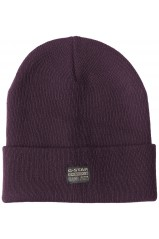 Bonnet G-Star Originals Coper Long Beanie Mazarine Blue