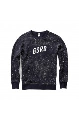 Sweat G-Star Mikel Spatter Vancouver Mazarine Blue