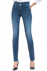 Jean Salsa Secret Slim Push In Bleu