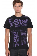 T-SHIRT G-STAR Craft Noir