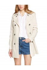 Only Trench Femme Rebel Beige