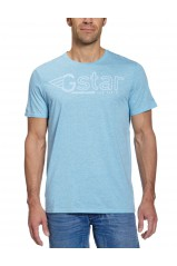 T-SHIRT G-STAR Climber Solar Blue