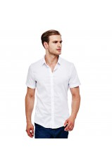 Guess Chemise Homme Classy Blanche