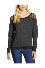 Kaporal Sweat-Shirt Seven Noir