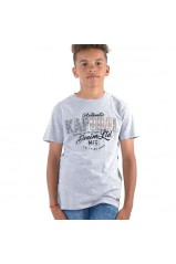 Kaporal Tee-Shirt Magic Gris