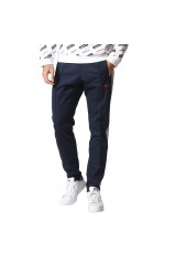 Adidas Originals Pantalon de survêtement Block Homme Legend Ink