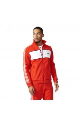 Adidas Originals Veste de Survêtement Homme Block Red