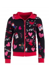 Desigual Sweat Eliot Noir 72S34A2