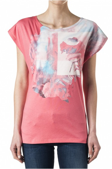 T-shirt SALSA Maiorca 111986 rose 6195 (sp)