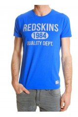 T-Shirt Redskins CHACAL Work Blue