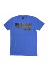 Redskins T-Shirt LAMCAL Hard Blue
