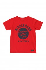 T-Shirt Name It Edrick Ski Patrol