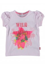 T-shirt Name It Ibalia Ballerina Rose