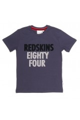 T-shirt Redskins Best Calder Navy blue