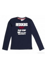 T-SHIRT REDSKINS AMICAL NOIR
