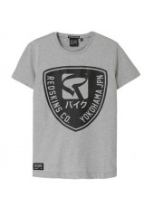 T-Shirt Redskins Paical Grischiné/ Noir