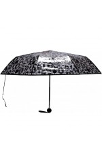Lollipos Parapluie Toudoir Foldable Umbrella Noir
