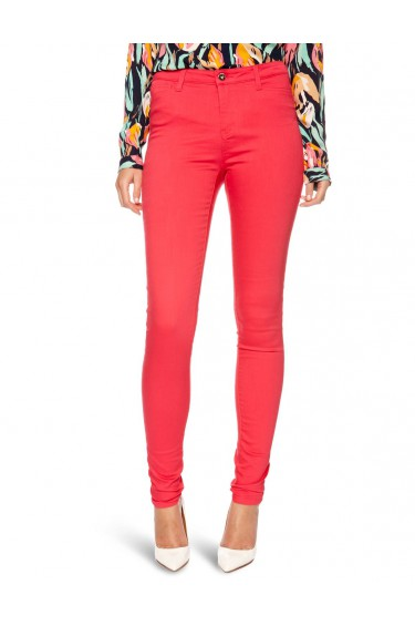 VERO MODA WONDER WN JEGGING RASBERRY UN (sp)