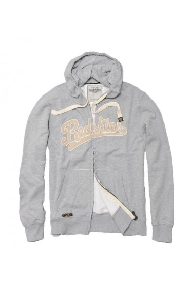 SWEAT REDSKINS WILCAT GRIS (sp)