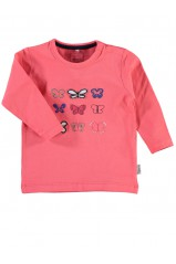 T-SHIRT NAME IT GRY Calypso Coral