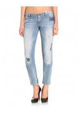 Jean Guess 3/4 Skinny Ultra Low Hills