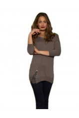 Pull Les P'tites Bombes W153007 Bambou