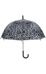 Lollipops Parapluie Toudoir Long Umbrella Noir 20711