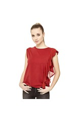 Guess Top Sybil Rouge