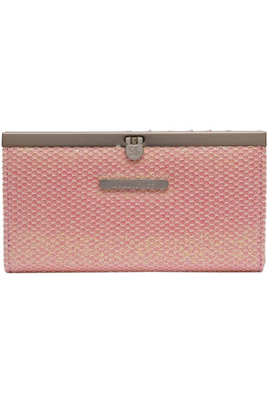 Portefeuille Lollipops Nilou Frame Wallet Rose