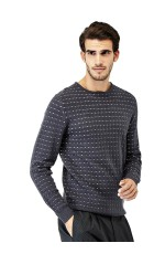 Guess Pull Homme Glow Gris