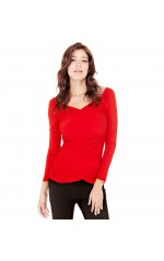 Guess Top Rory Rouge