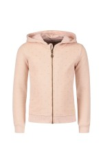 Guess Pull Fleece Rose