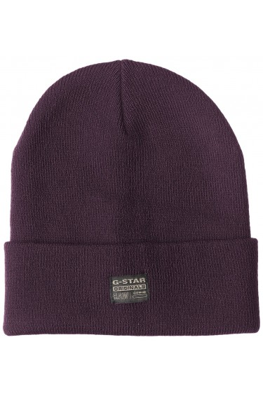 Bonnet G-Star Originals Coper Long Beanie Dk Fig (sp)