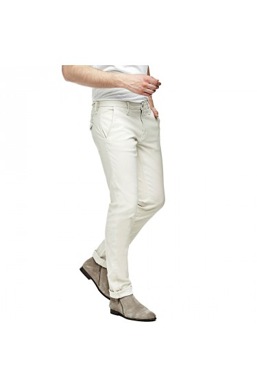 Guess Pantalon Chino Homme Myron White Smoke (sp)