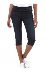 Kaporal Jeans Court Poly Bleu coupe slim