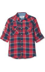 Kaporal Chemise Niels Rouge