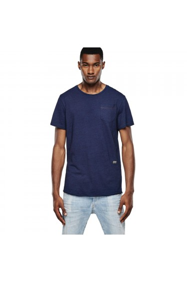 G-Star T-Shirt Omaros Medium Aged Bleu Indigo