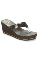 Guess Tongs Femme Shadia2 Medium Brown