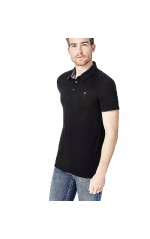 Guess Polo Paul Noir M82P00