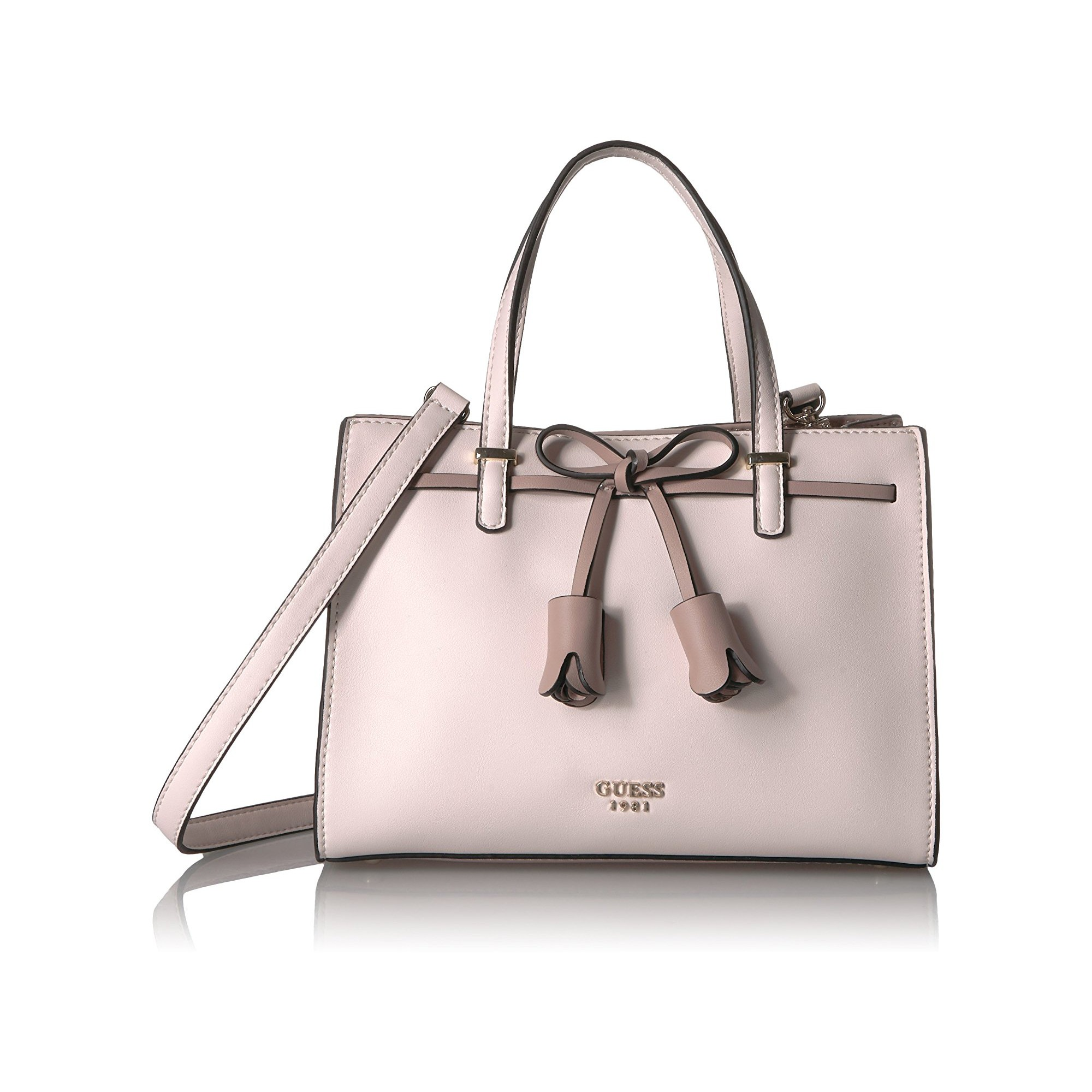 Leila Small À Clair Guess Main Rose Girlfriend Sac wuPOlikXZT