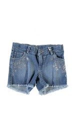 Guess short Fille Denim Shorts bleu