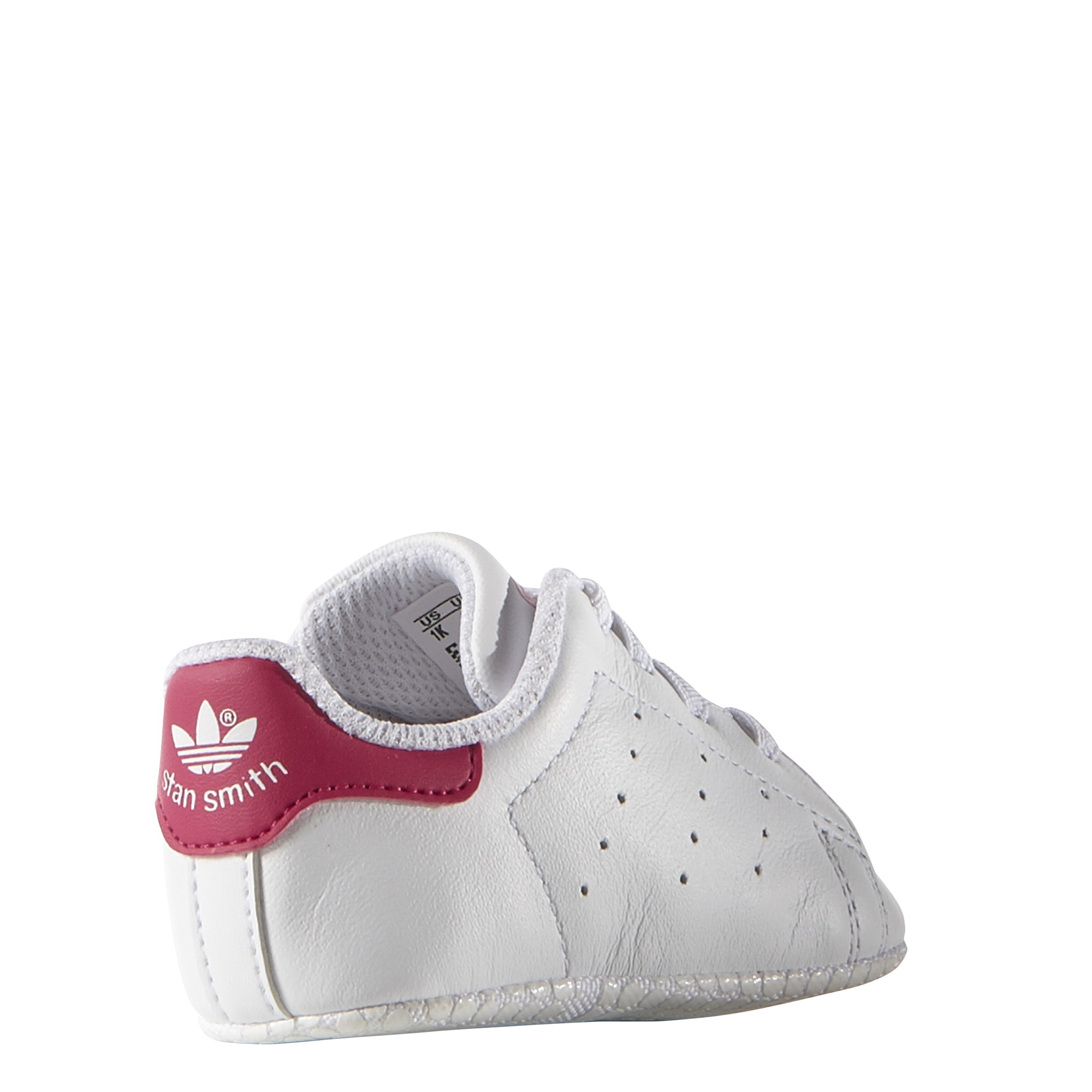 4f6906216706e Bébé Adidas Smith Fille Baskets Blancrose Stan rUqaA58xqw