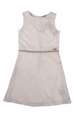 Guess Robe Fille Dress Marciano Blanc